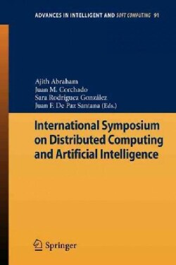 International Symposium on Distributed Computing and Artificial Intelligence (Paperback)