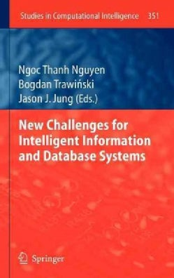 New Challenges for Intelligent Information and Database Systems (Hardcover)