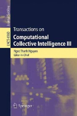 Transactions on Computational Collective Intelligence (Paperback)