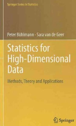 Statistics for High-Dimensional Data: Methods, Theory and Applications (Hardcover)