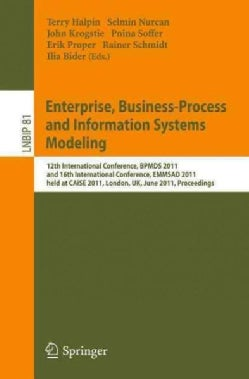 Enterprise, Business-Process and Information Systems Modeling: 12th International Conference, BPMDS 2011, and 16t... (Paperback)