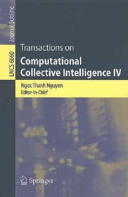 Transactions on Computational Collective Intelligence IV (Paperback)