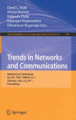 Trends in Network and Communications: International Conferences, NeCoM 2011, WeST 2011, and WiMoN 2011, Chennai, ... (Paperback)