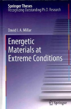 Energetic Materials at Extreme Conditions (Hardcover)