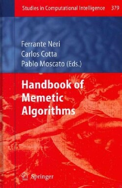 Handbook of Memetic Algorithms (Hardcover)