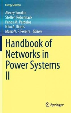 Handbook of Networks in Power Systems II (Hardcover)