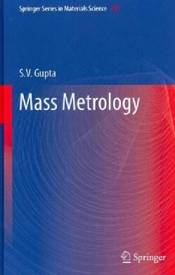 Mass Metrology (Hardcover)