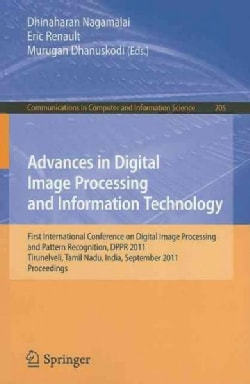 Advances in Digital Image Processing and Information Technology: First International Conference on Digital Image ... (Paperback)