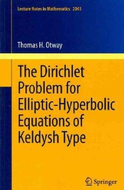 The Dirichlet Problem for Elliptic-Hyperbolic Equations of Keldysh Type (Paperback)