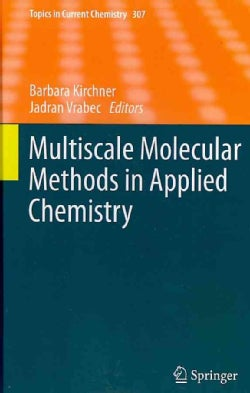 Multiscale Molecular Methods in Applied Chemistry (Hardcover)