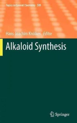Alkaloid Synthesis (Hardcover)