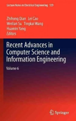 Recent Advances in Computer Science and Information Engineering (Hardcover)