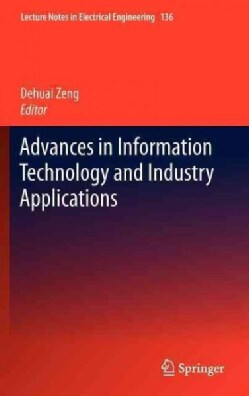 Advances in Information Technology and Industry Applications (Hardcover)