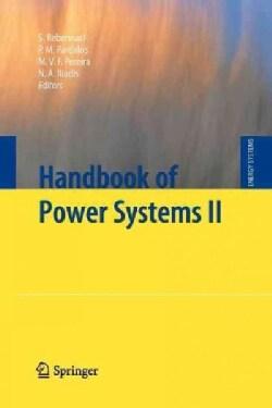 Handbook of Power Systems II (Paperback)