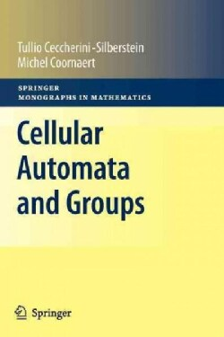 Cellular Automata and Groups (Paperback)