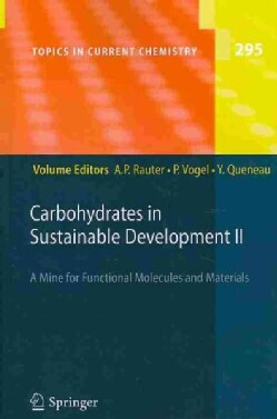 Carbohydrates in Sustainable Development II: A Mine for Functional Molecules and Materials (Paperback)