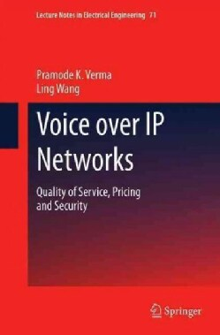 Voice Over IP Networks: Quality of Service, Pricing and Security (Paperback)