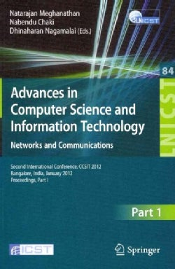 Advances in Computer Science and Information Technology: Networks and Communications: Second International Confer... (Paperback)