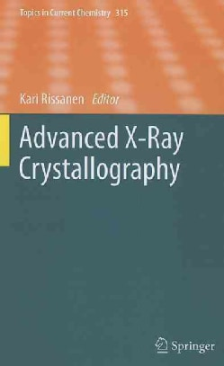 Advanced X-Ray Crystallography (Hardcover)