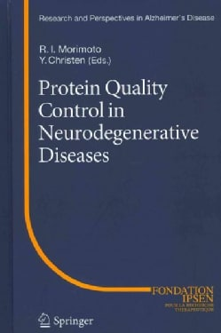 Protein Quality Control in Neurodegenerative Diseases (Hardcover)