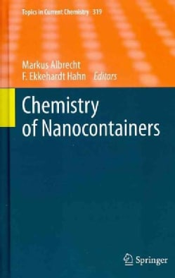 Chemistry of Nanocontainers (Hardcover)