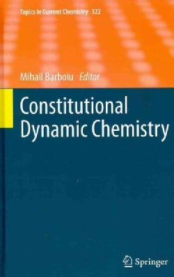 Constitutional Dynamic Chemistry (Hardcover)