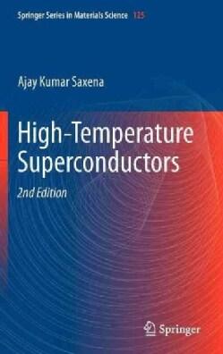 High-Temperature Superconductors (Hardcover)