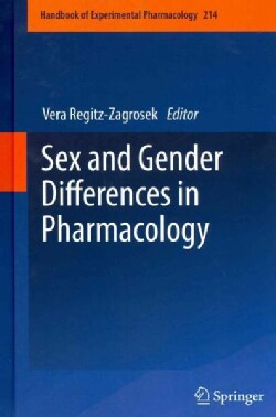 Sex and Gender Differences in Pharmacology (Hardcover)