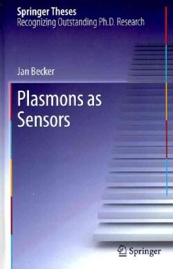 Plasmons as Sensors (Hardcover)