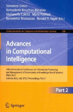 Advances in Computational Intelligence: 14th International Conference on Information Processing and Management of... (Paperback)
