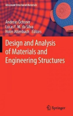 Design and Analysis of Materials and Engineering Structures (Hardcover)