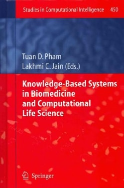 Knowledge-Based Systems in Biomedicine and Computational Life Science (Hardcover)