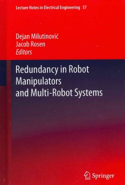 Redundancy in Robot Manipulators and Multi-Robot Systems (Hardcover)