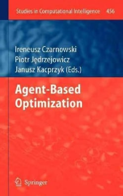 Agent-based Optimization (Hardcover)