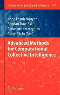 Advanced Methods for Computational Collective Intelligence (Hardcover)