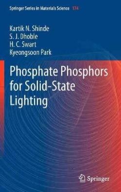 Phosphate Phosphors for Solid-State Lighting (Hardcover)