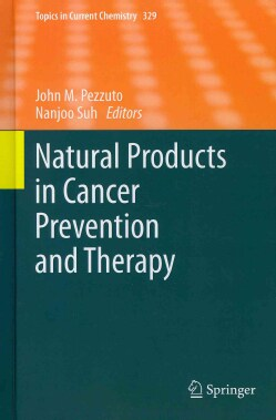 Natural Products in Cancer Prevention and Therapy (Hardcover)