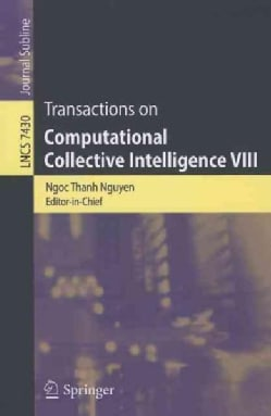 Transactions on Computational Collective Intelligence VIII (Paperback)