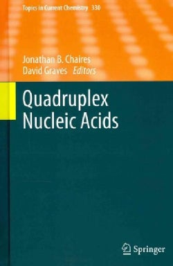 Quadruplex Nucleic Acids (Hardcover)
