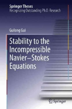 Stability to the Incompressible Navier-Stokes Equations (Hardcover)
