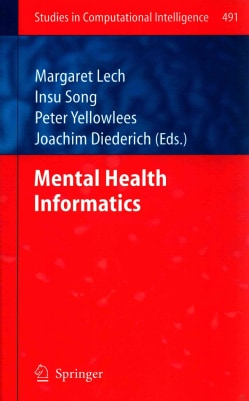 Mental Health Informatics (Hardcover)