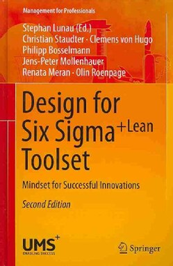 Design for Six Sigma ToolSet: Mindset for Successful Innovations (Hardcover)