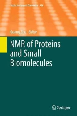 Nmr of Proteins and Small Biomolecules (Paperback)
