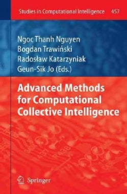 Advanced Methods for Computational Collective Intelligence (Paperback)