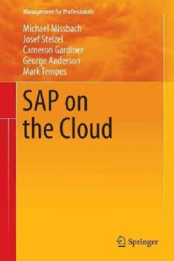 Sap on the Cloud (Paperback)