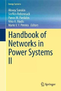 Handbook of Networks in Power Systems (Paperback)
