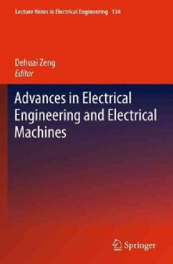 Advances in Electrical Engineering and Electrical Machines (Paperback)