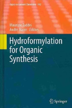 Hydroformylation for Organic Synthesis (Hardcover)