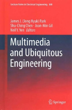 Multimedia and Ubiquitous Engineering (Hardcover)