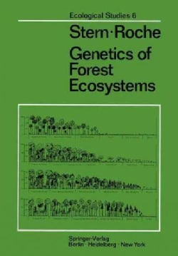 Genetics of Forest Ecosystems (Paperback)